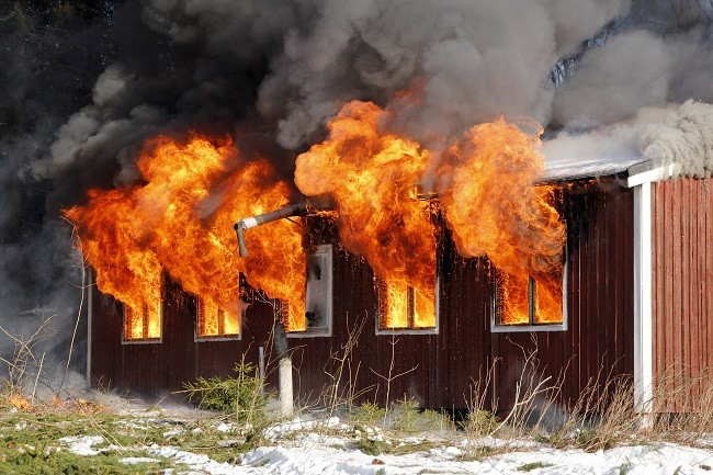 ביטוח שריפות